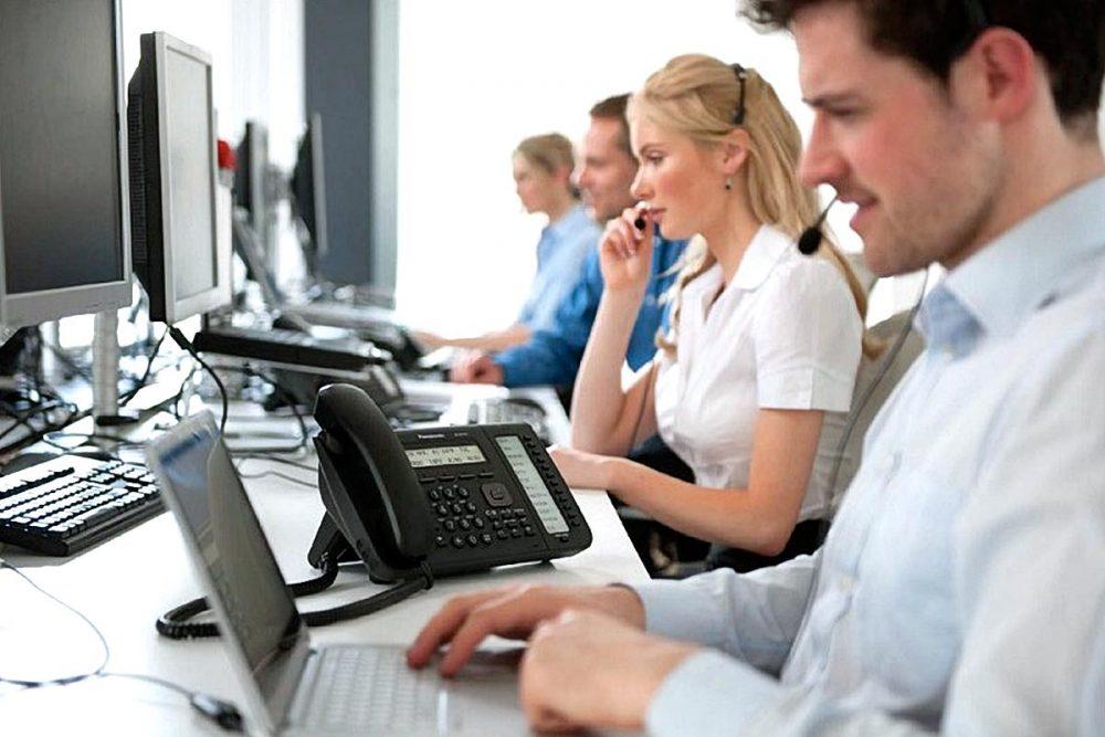 Komunikační řešení pro call centra