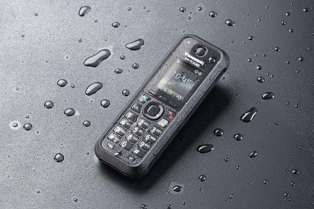 Sluchátko Panasonic DECT KX-TCA385