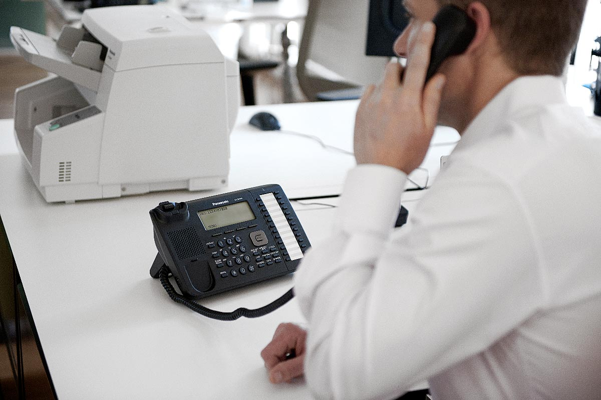 Flexibilní a pohodlná kancelářská práce
