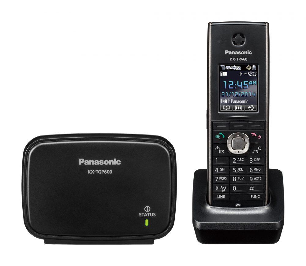 IP bezdrátový telefonní systém Panasonic KX-TGP600