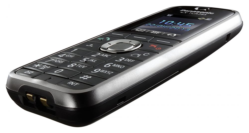 Sluchátko Panasonic DECT KX-TCA285