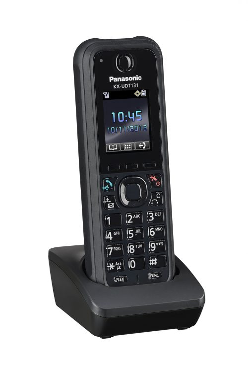 Odolné DECT sluchátko (IP65)