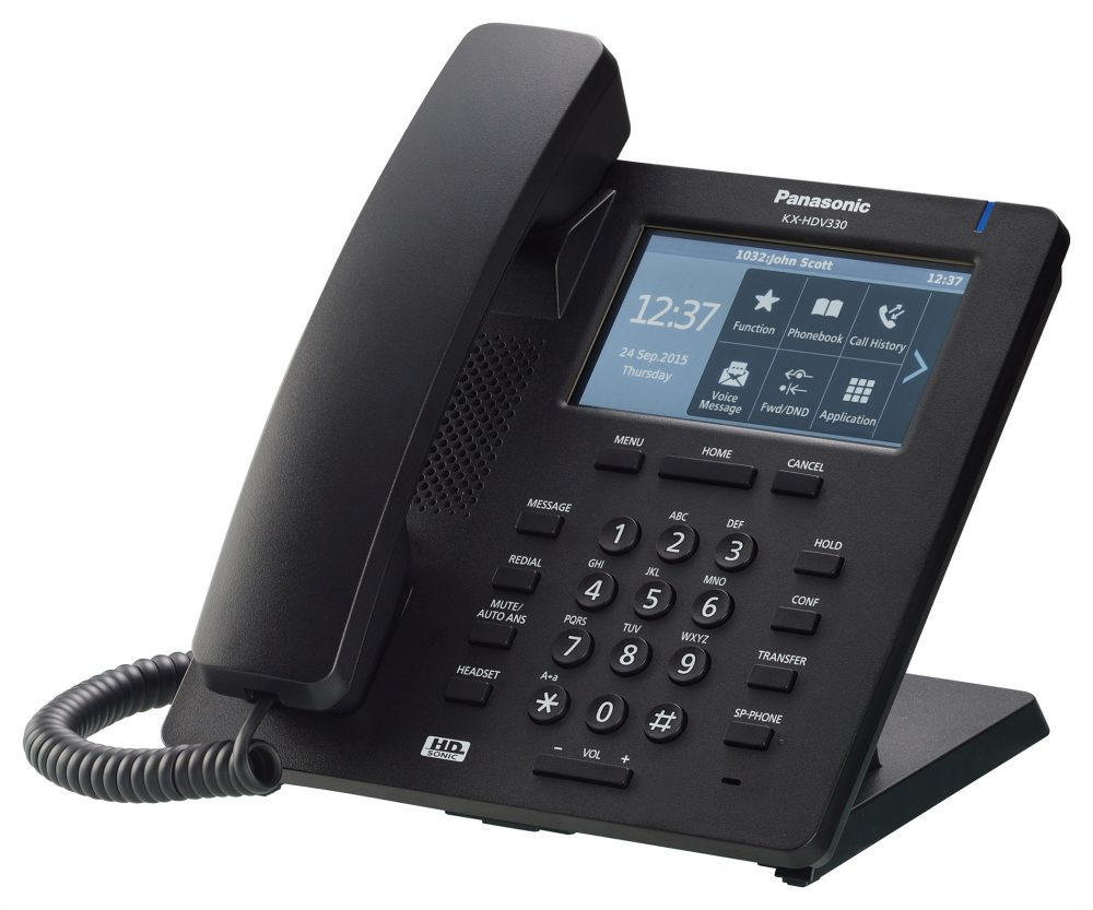 Telefon SIP Panasonic KX-HDV330