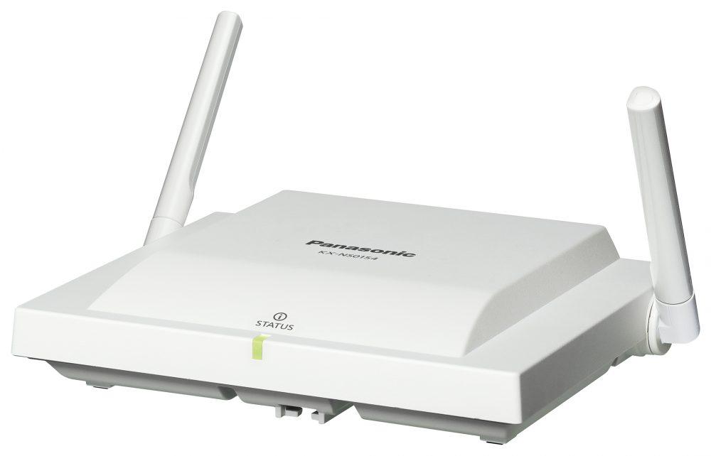 4kanálová základnová stanice DECT (VoIP)