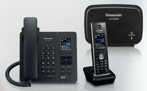 Panasonic DECT KX-TGP600. Úplné řešení bezdrátové komunikace.