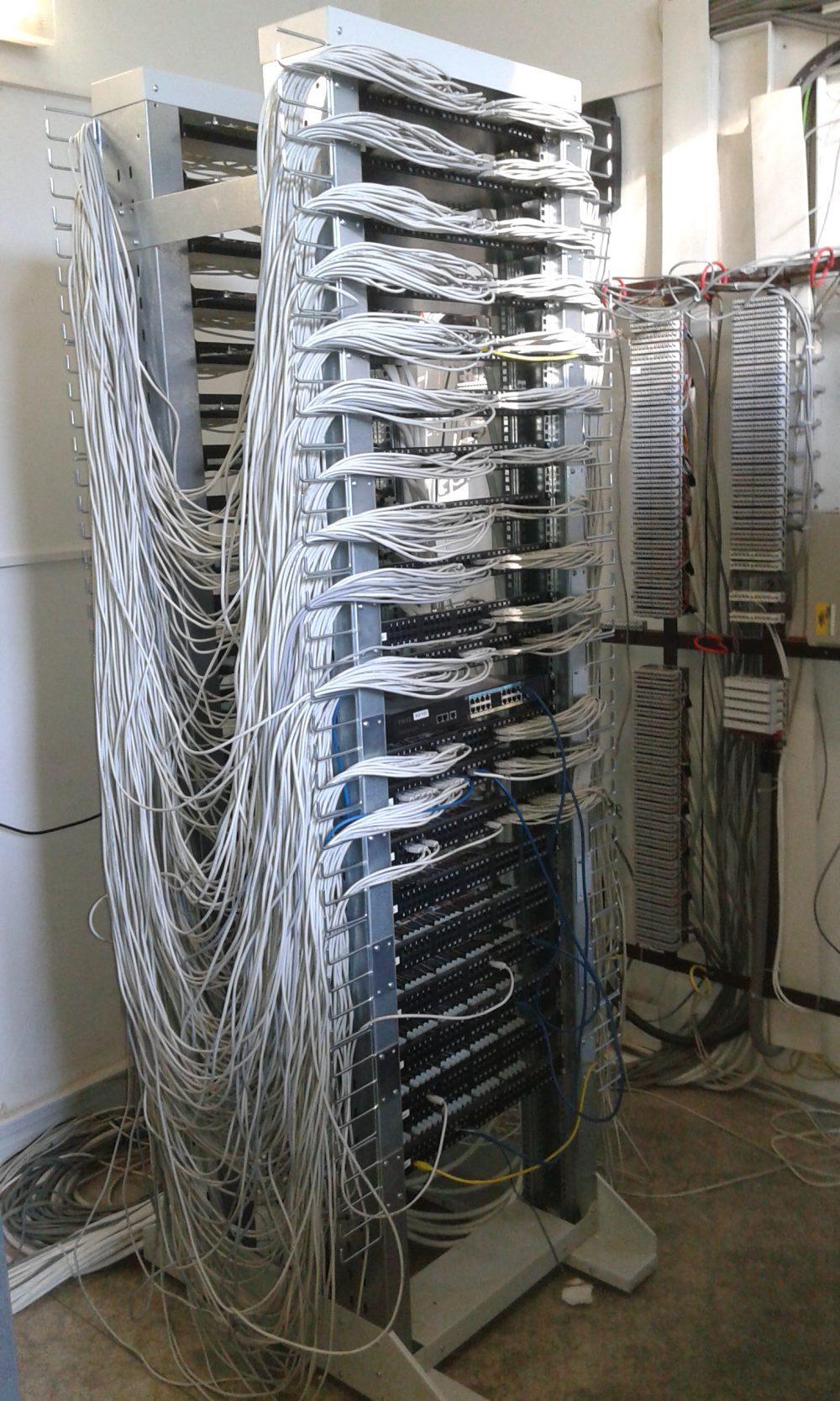 Telefonní ústředna, PBX